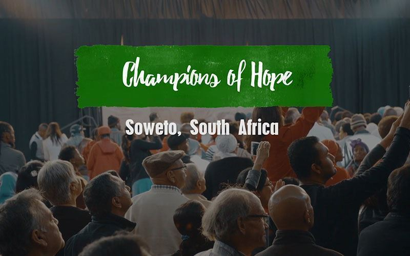 Picture of Champions of Hope - complete