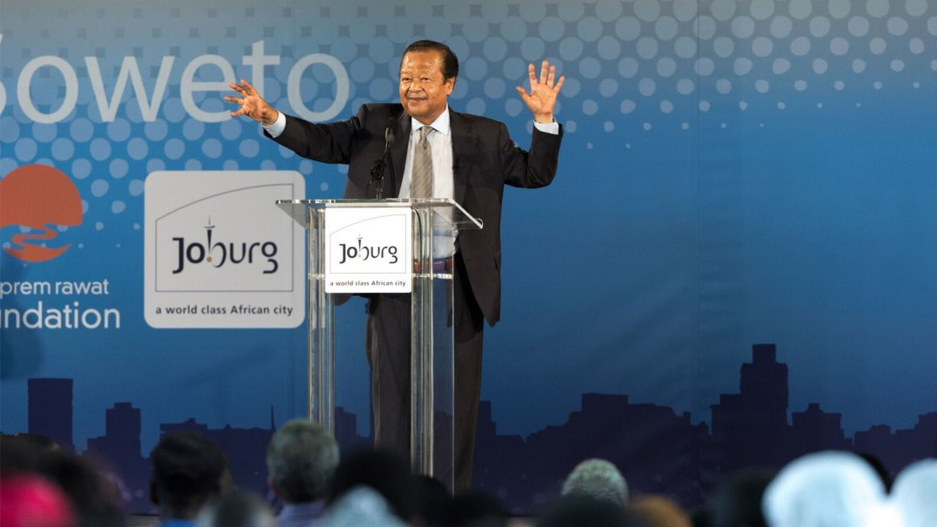Prem Rawat in South African News