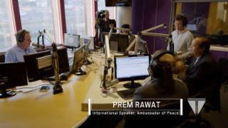 Picture of Prem Rawat on Jacaranda Radio FM