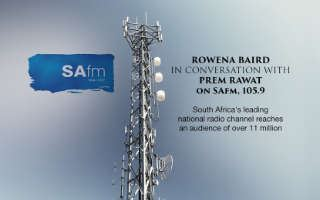 Prem Rawat on South Africa fm News Radio