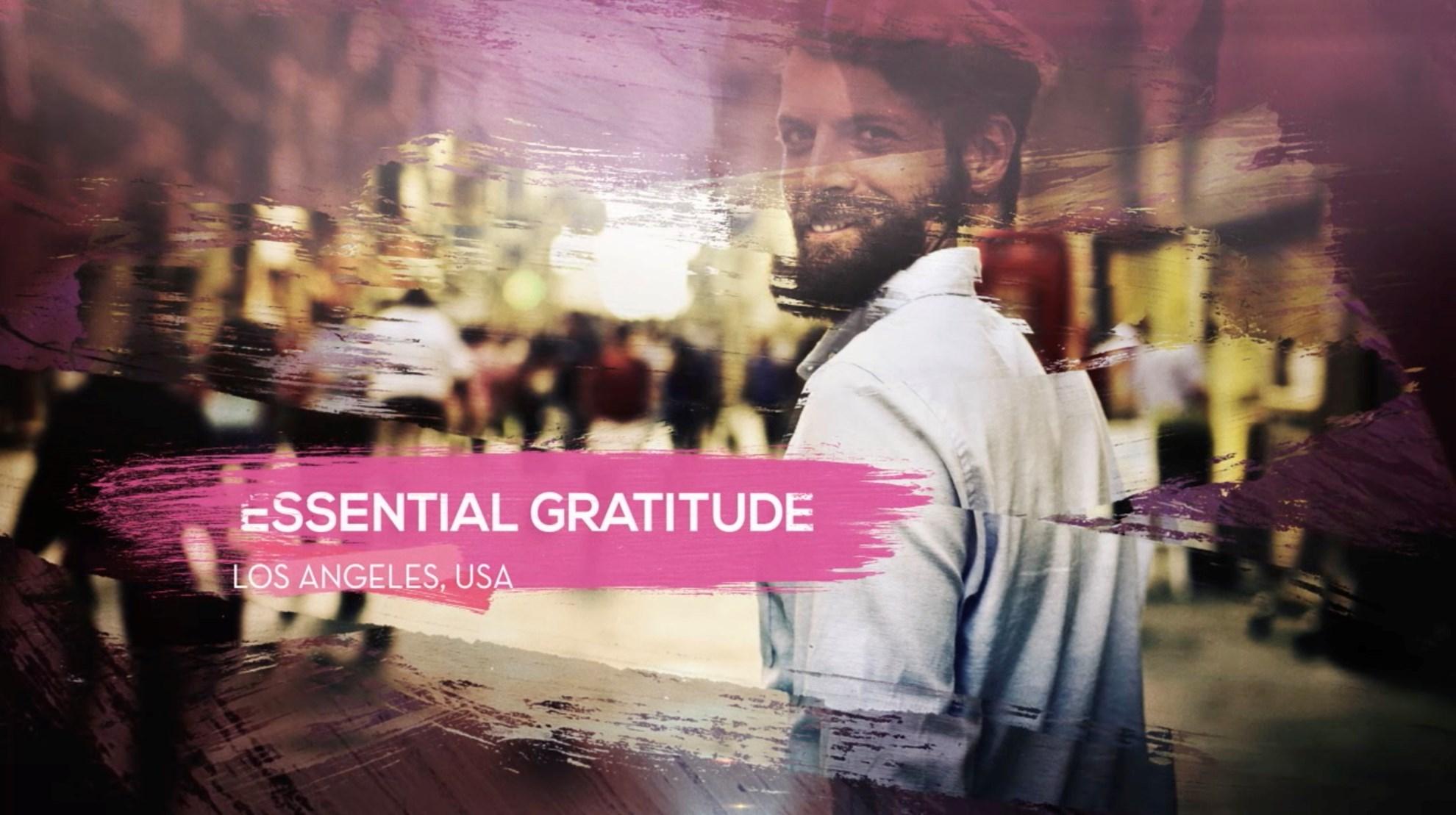 Essential Gratitude