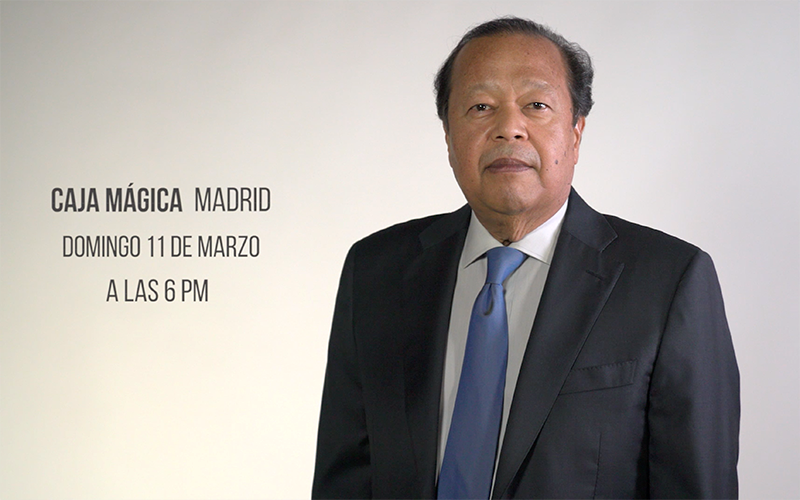 Picture of LiveStream - Prem Rawat in Madrid, March 11