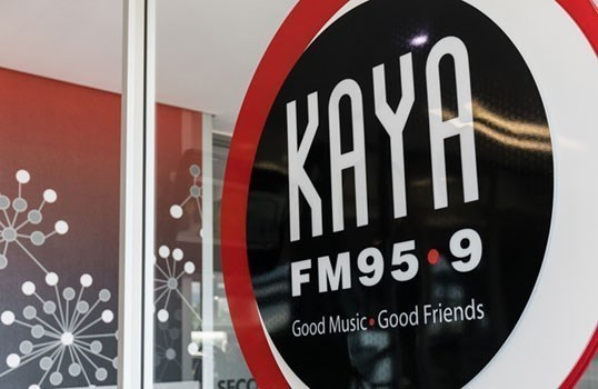 Prem Rawat on KayaFM 95.9