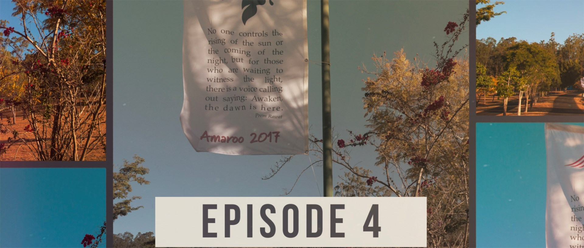 Amaroo 2017 Series Episode 4 Audio