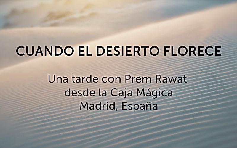Picture of Cuando el Desierto Florece