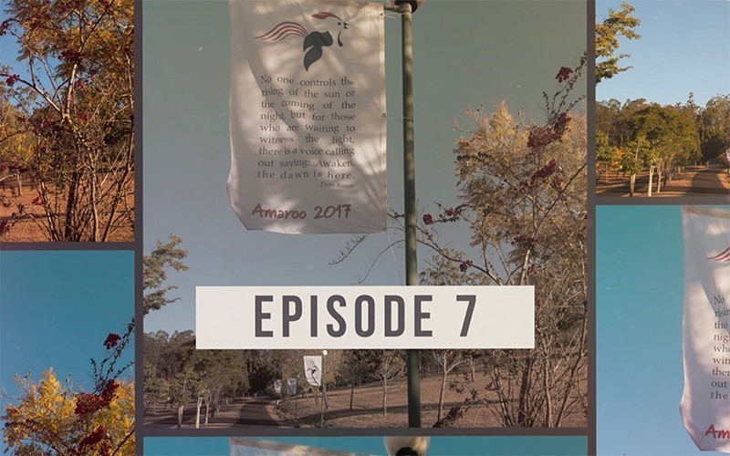 Amaroo 2017 Series Episode 7 (Audio)