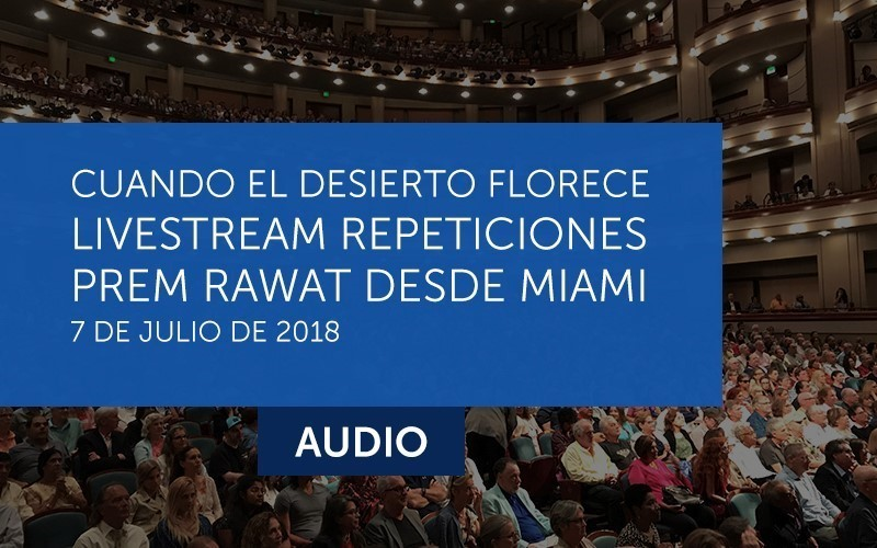 Miami Audio LiveStream Repeticiones (Español)