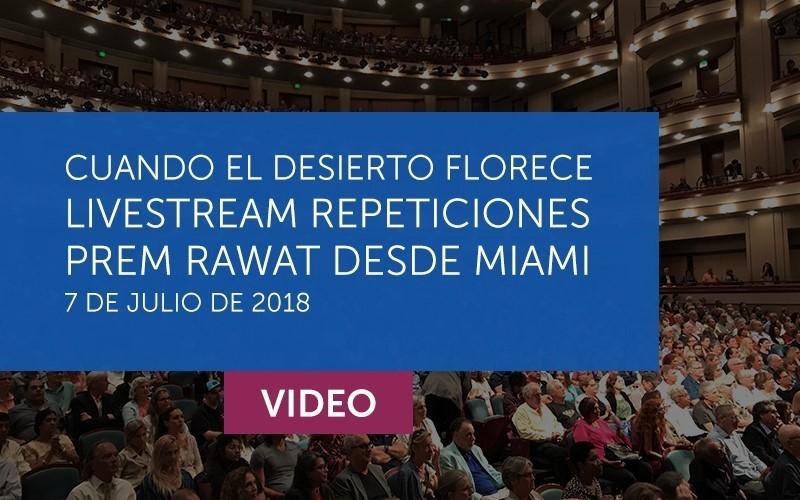 Picture of Miami Video LiveStream Repeticiones (Español)