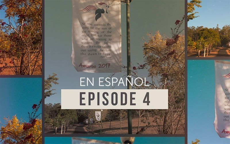 Episodio 4 de la Serie Amaroo 2017 Audio (Español)