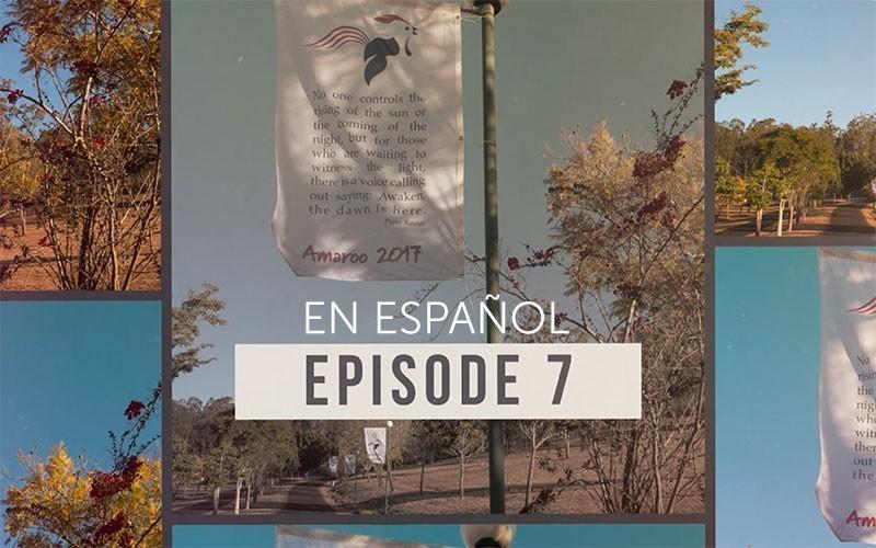 Episodio 7 de la Serie Amaroo 2017 (Audio) Español