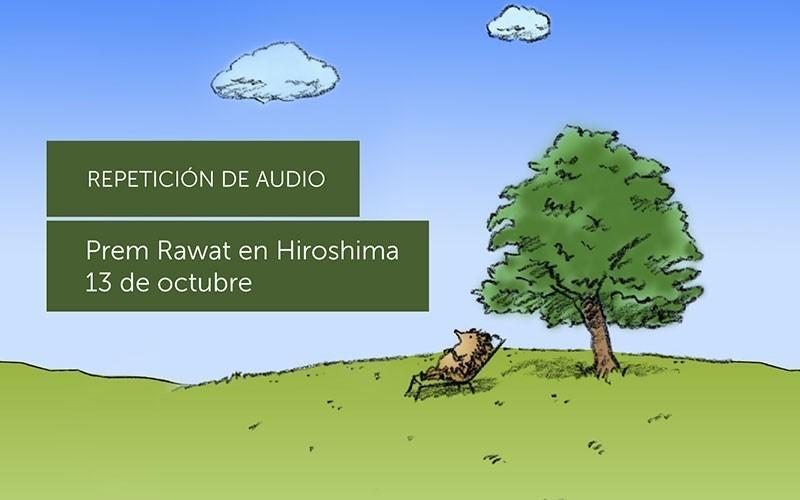 Picture of Prem Rawat en Hiroshima, Japón (Audio) Español