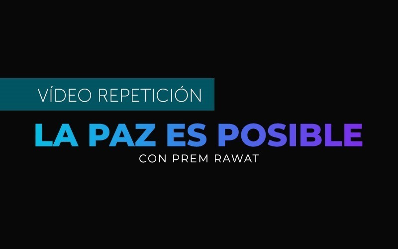 La Paz es Posible - La repetición en español (Video)