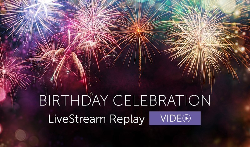 Birthday Celebration Replay (Video)
