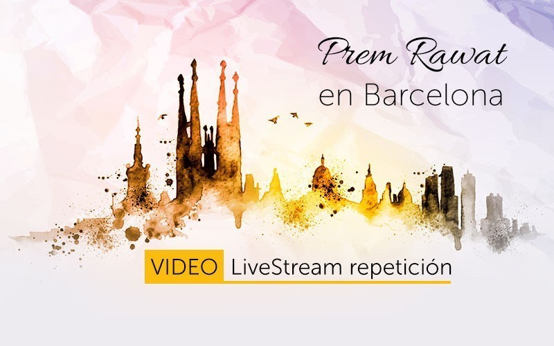 Prem Rawat en Barcelona - Español (Vídeo)