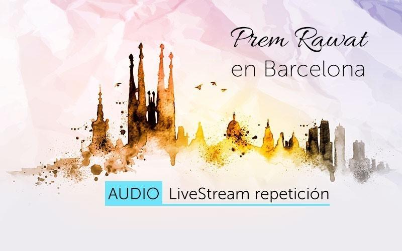 Prem Rawat en Barcelona - Español (Audio)
