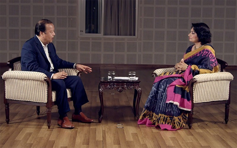 ई. टी. वी. रांची - इंटरव्यू (E.T.V. Interview) वीडियो