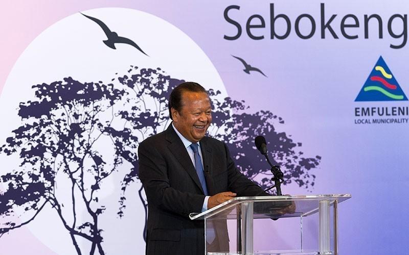 Prem Rawat in Sebokeng (Español)