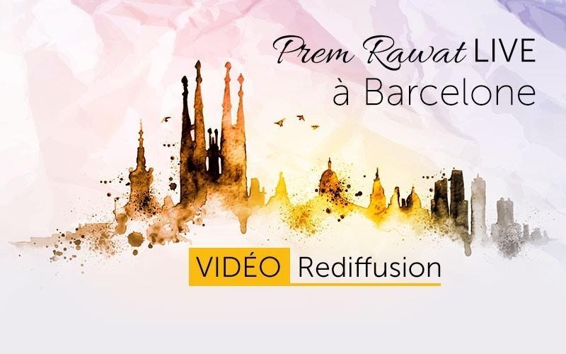 Prem Rawat à Barcelone - français (Vidéo)