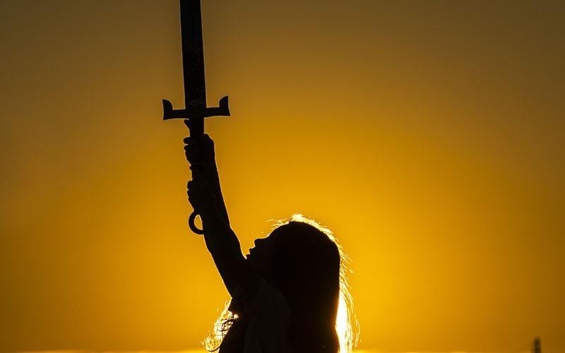 L'épée du pardon