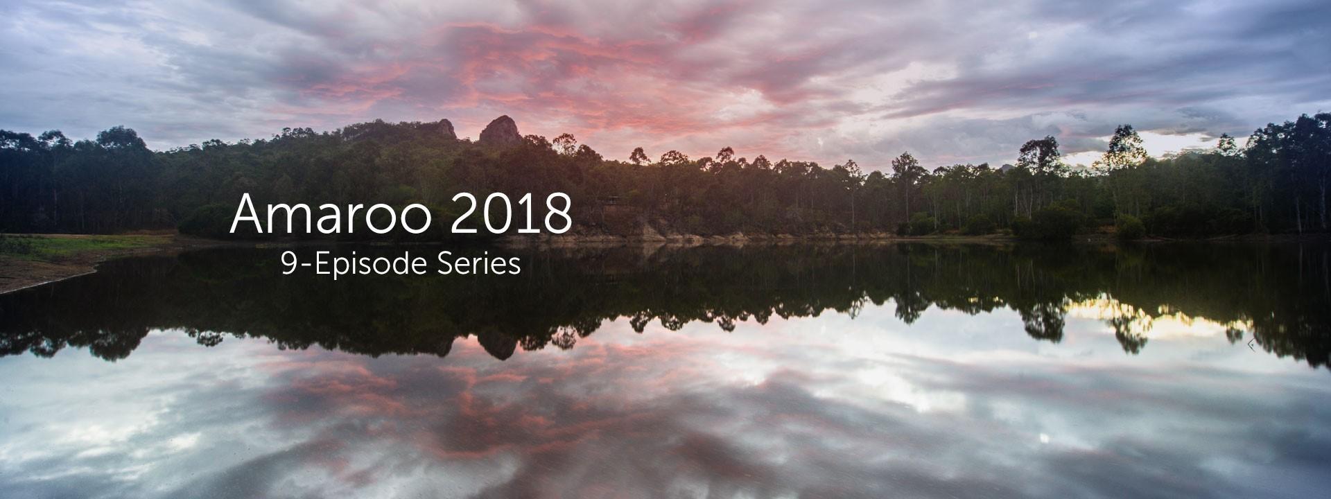 Amaroo 2018 Episode 1 (Audio)