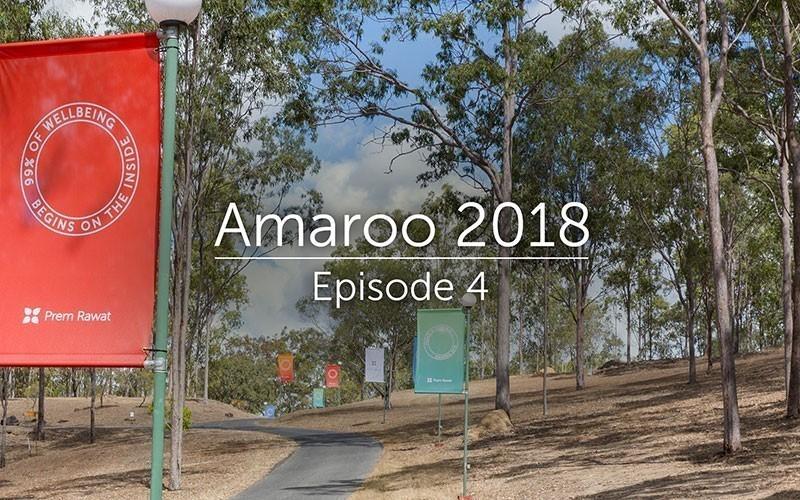 Amaroo 2018 Episode 4 (Audio)