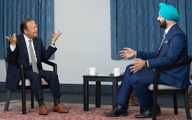 संवाद : पी.टी.सी. न्यूज के साथ (PTC News Interview) Audio
