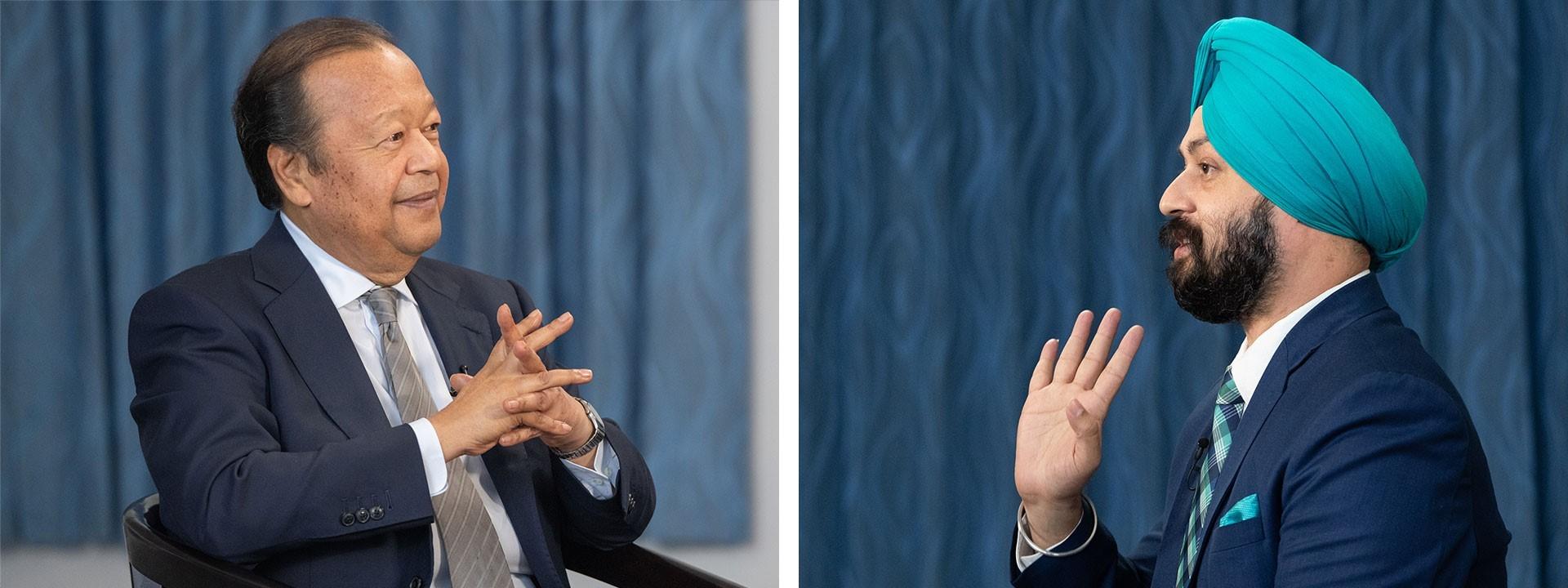 संवाद : पी.टी.सी. न्यूज के साथ (PTC News Interview) Video