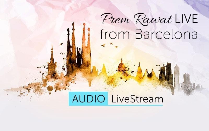 Prem Rawat em Barcelona - Português (Audio)