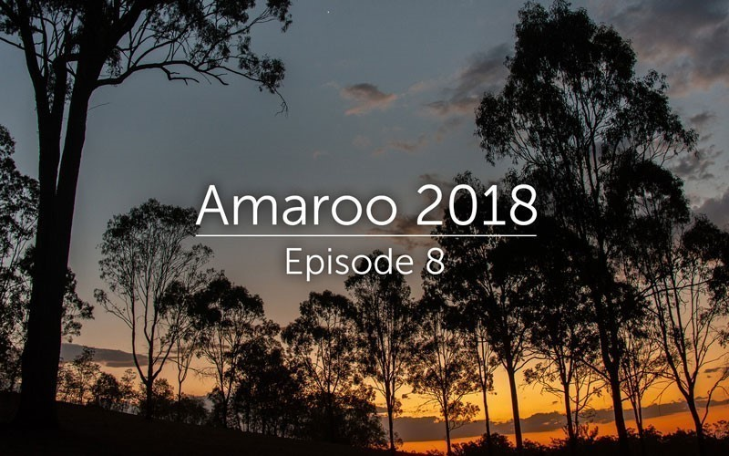 Amaroo 2018 Episode 8 (Video)