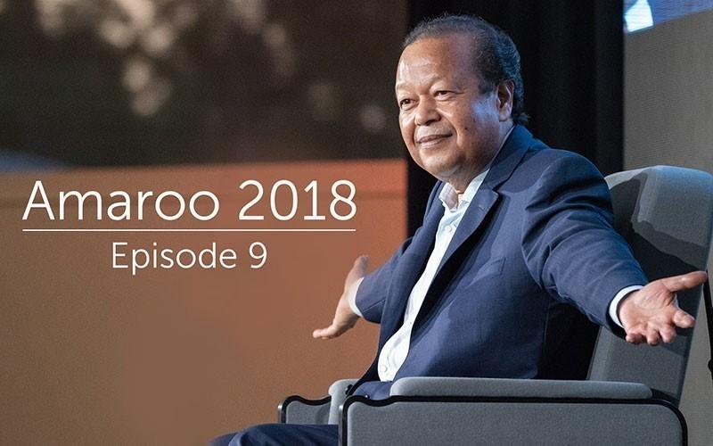 Amaroo 2018 Episode 9 (Audio)