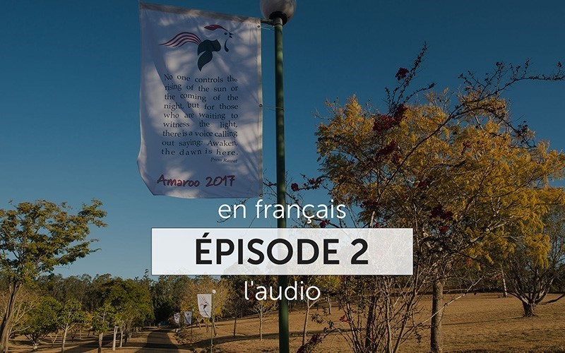 La série Amaroo 2017 - Épisode 2 (Audio)