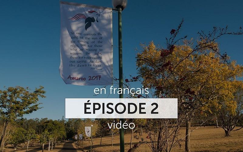 La série Amaroo 2017 - Épisode 2 (Vidéo)