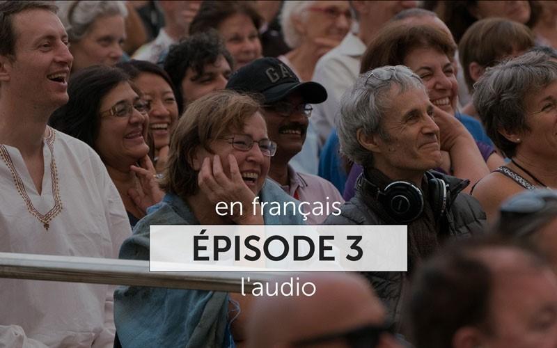 La série Amaroo 2017 - Épisode 3 (Audio)