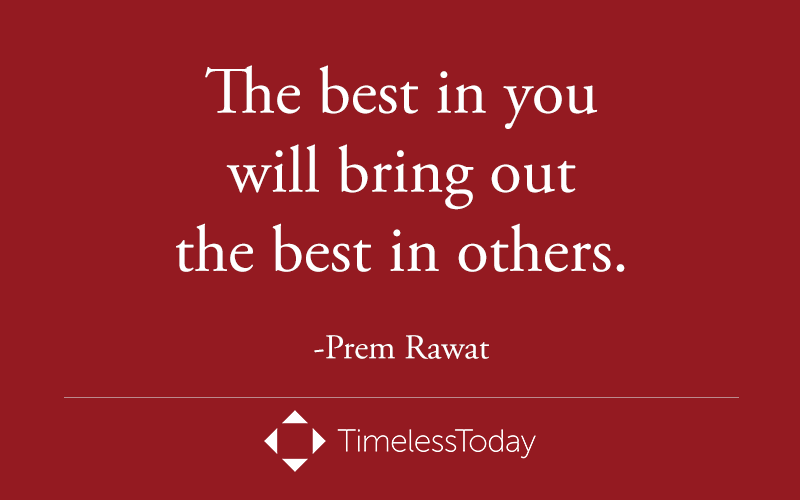 TimelessToday Quote