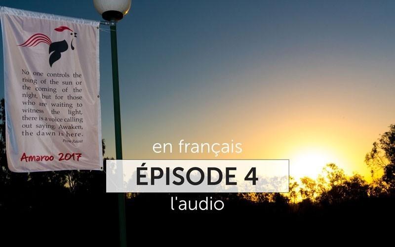 La série Amaroo 2017 - Épisode 4 (Audio)