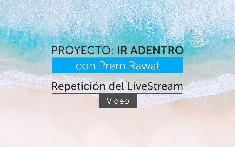 Proyecto: Ir Adentro – en español (Video)