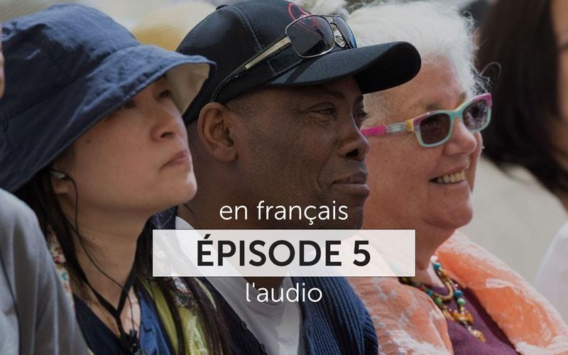 La série Amaroo 2017 - Épisode 5 (Audio)