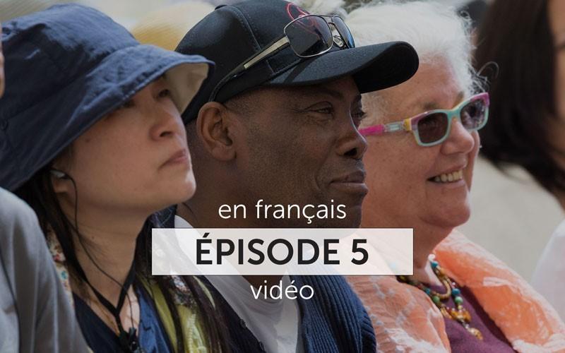 La série Amaroo 2017 - Épisode 5 (Vidéo)
