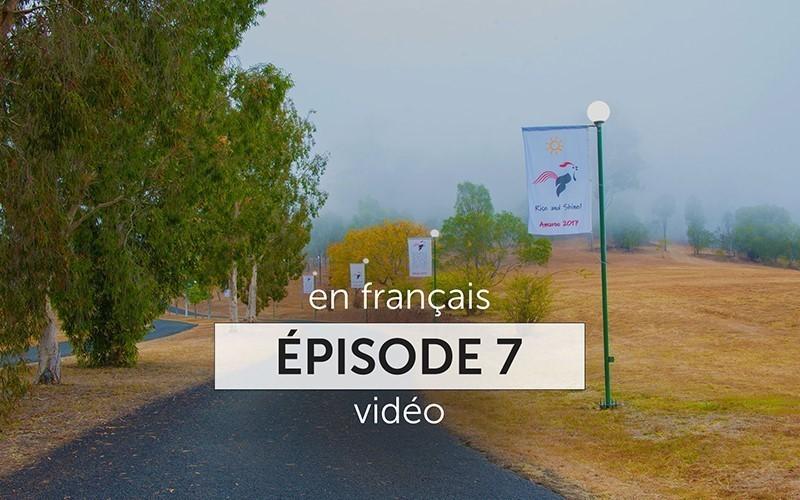 La série Amaroo 2017 - Épisode 7 (Vidéo)