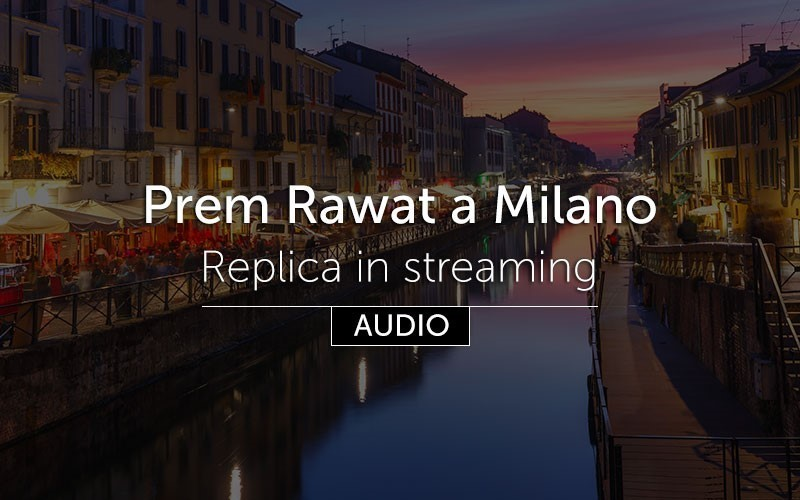 Prem Rawat a Milano (audio) in italiano