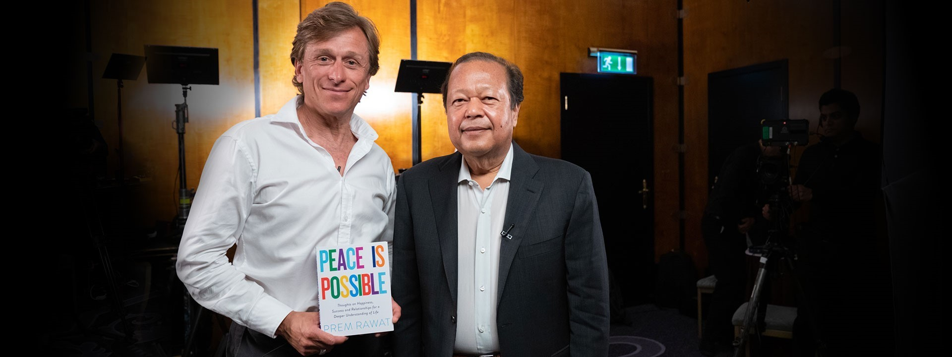 Prem in Conversation with Jeremy Gilley