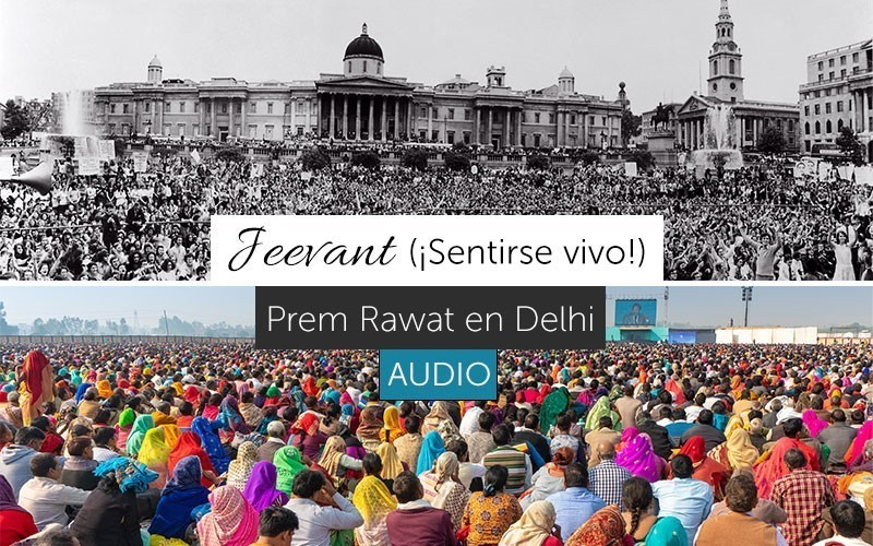 "Jeevant (""Sentirse vivo"") - Audio"