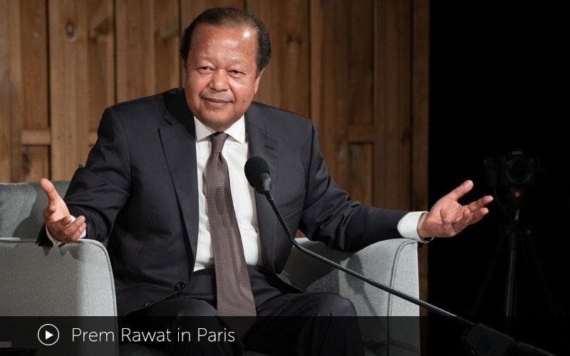 Prem Rawat in Paris (Video)