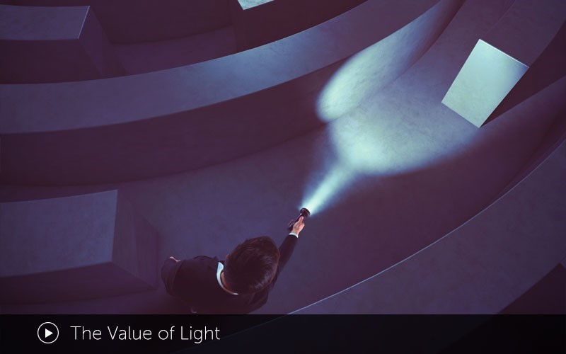 The Value of Light