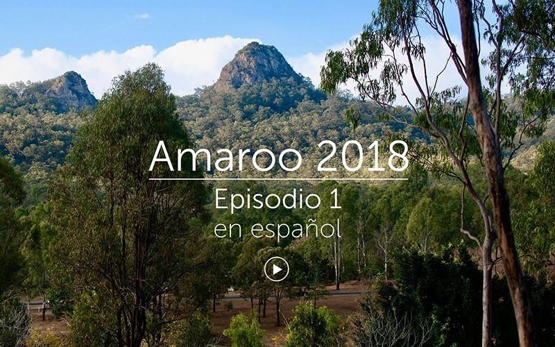 Amaroo 2018 Episodio 1 - español (video)