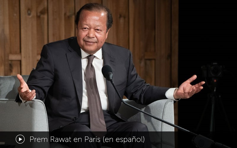 Prem Rawat en Paris (Video)