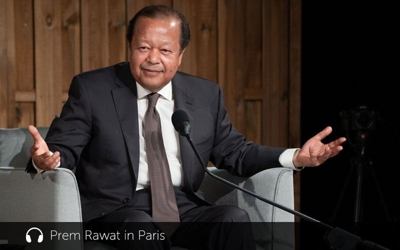 Prem Rawat in Paris (Audio)