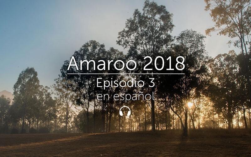 Amaroo 2018 Episodio 3 - español (audio)