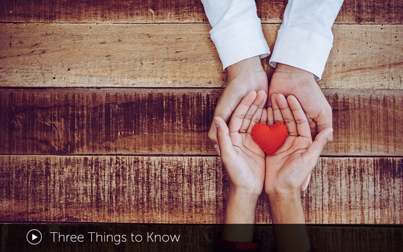 Three Things to Know