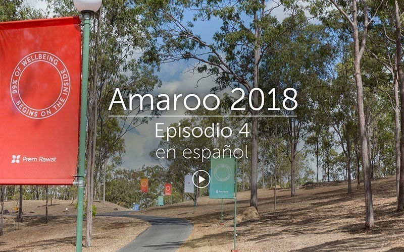 Amaroo 2018 Episodio 4 - español (Video)